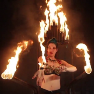 Tara Mc Manus - Fire Performer in Brooklyn, New York