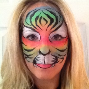Tara Scarfo - Face Painter in Lake Grove, New York