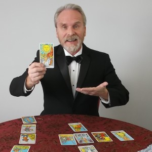 Tarot by McDougal - Tarot Reader / Halloween Party Entertainment in Los Angeles, California