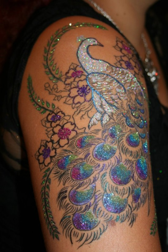 Hire tatattack glitter tattoos henna tattoo artist in for Tattoo parlors colorado springs