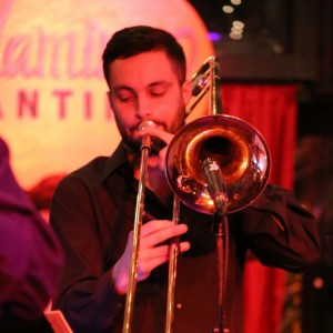 Tate Hearn - Trombone Player / Brass Musician in Weehawken, New Jersey
