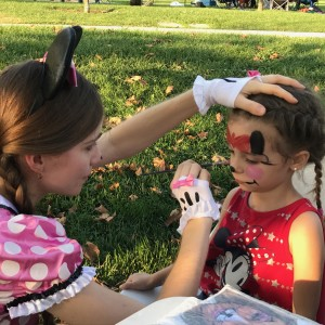 Tatiana Osborn - Face Painter in Sacramento, California