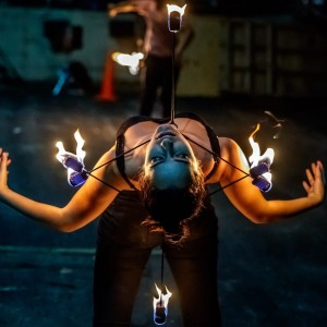 Taylor Damizia - Fire Performer in Baltimore, Maryland