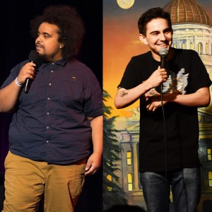 Taylor Evans & Marcus Peverill - Stand-Up Comedian in Modesto, California