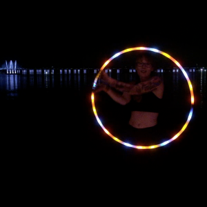 Taylor Hoops - Hoop Dancer / Dancer in Nyack, New York