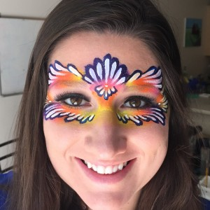 Taylor McLean Face Painting - Face Painter in Las Vegas, Nevada