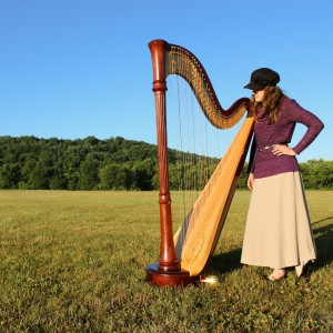 Taylor Price - Harpist in Roanoke, Virginia
