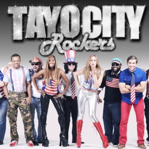 Tayo City Rockers Band - Cover Band / Top 40 Band in Atlanta, Georgia