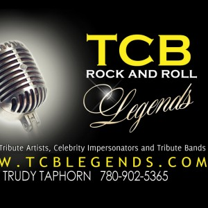 TCB Rock and Roll Legends - Event Planner / Wedding Planner in Edmonton, Alberta