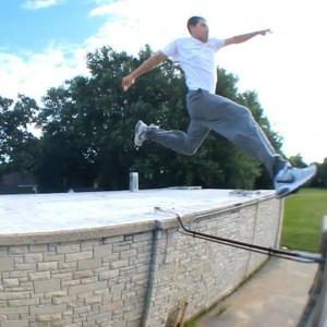 Team Flow Parkour/freerunning/breakdance