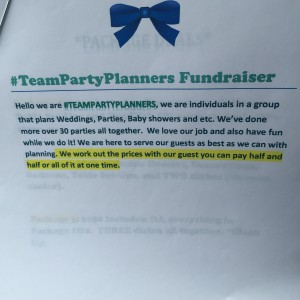 #TeamPartyPlanners - Event Planner / Wedding Planner in Columbus, Ohio