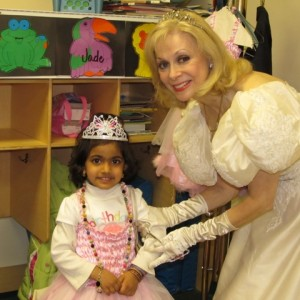 """Teapots, Treats & Traditions"" - Princess Party in Midlothian, Virginia"