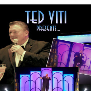 Ted Viti A Tribute To Sinatra - Frank Sinatra Impersonator in Tampa, Florida