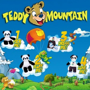 Teddy Mountain Workshop Build a Teddy Bear - Arts & Crafts Party / Children's Party Entertainment in Auburn, New York