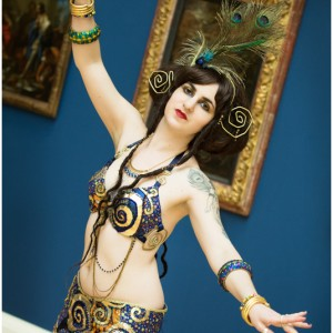 Tempest - Belly Dancer / 1920s Era Entertainment in Seattle, Washington