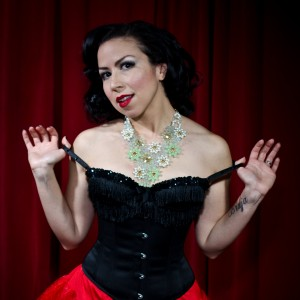 Tempete La Coeur - Burlesque Entertainment in Washington, District Of Columbia