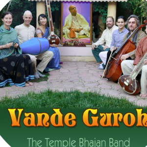Temple Bhajan Band - World Music / Sitar Player in Los Angeles, California