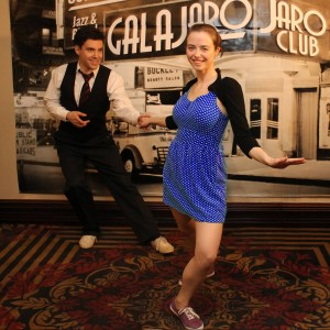 Tempo Swing - Dance Instructor / Dancer in Québec-ouest, Quebec