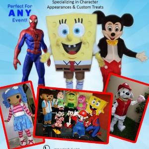 Temptations by Tache' - Children's Party Entertainment in Jacksonville, Florida