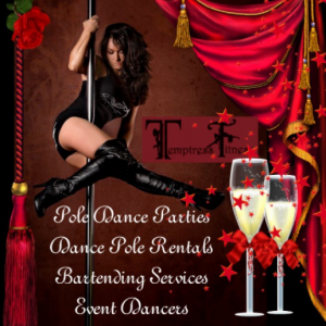 Temptress Event Dancers & Services Texas