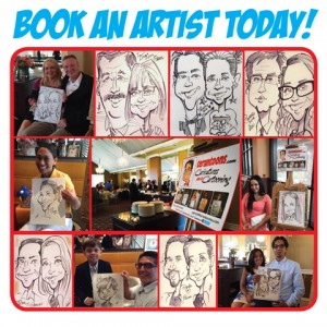 Teran Toons - Caricaturist / Wedding Entertainment in Bogota, New Jersey