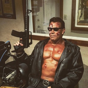 Termination - Arnold Schwarzenegger Impersonator in Clearwater, Florida