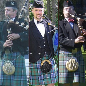 Terry Manning - Bagpiper in Middlebury, Connecticut