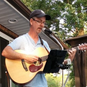 Terry Maxwell - Guitarist in Clarington, Ontario