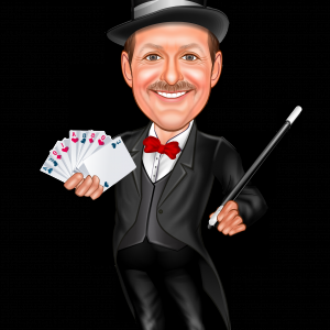 Terry Terrific - Strolling/Close-up Magician / Halloween Party Entertainment in Melville, New York