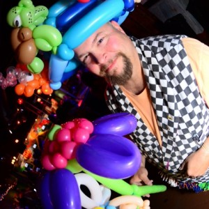 "Terry ""The Balloon Man"" Kelley - Balloon Twister in Louisville, Kentucky"