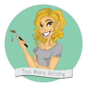 Tess Marie Artistry - Face Painter in Rancho Cucamonga, California