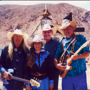 Tessie and the Calico Cats - Country Band in Victorville, California