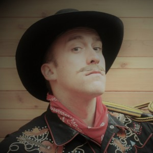 Tex Rexman ;  Comedy Cowboy - Variety Entertainer in Toronto, Ontario