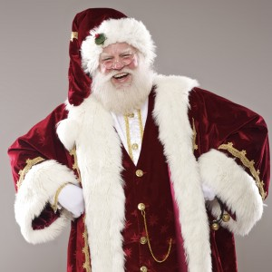 """Texarkana Santa"" - Santa Claus in Texarkana, Texas"