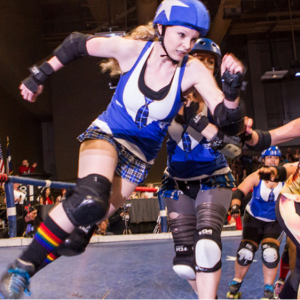Texas Roller Derby - Sports Exhibition in Austin, Texas