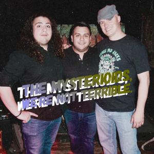 The Mysterioids - Rockabilly Band in San Antonio, Texas