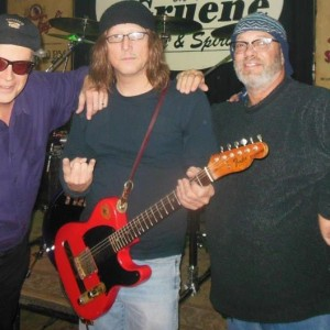 Texas Terraplanes - Blues Band in Wimberley, Texas