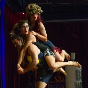 ThaCrowBats; merrymaking acrobatics