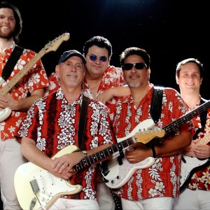 Woodie and the Longboards - Beach Boys Tribute Band / Jimmy Buffett Tribute in Riverside, California