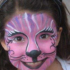 That's So Cute Face Painting