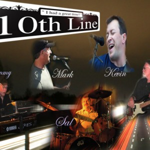 The 1oth Line Band - Dance Band / Top 40 Band in Erin, Ontario