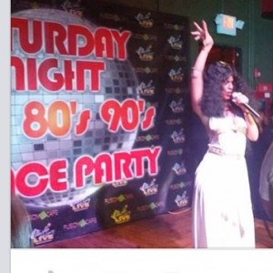 The 70's Tribute Party Show - Donna Summer Impersonator in Miami, Florida