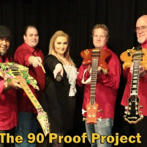 The 90 Proof Project - Dance Band / Prom Entertainment in Derby, Kansas