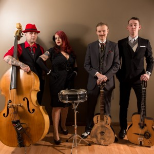 The 9th Street Stompers - Swing Band in Chattanooga, Tennessee