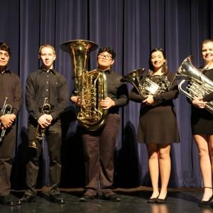 The A+ Brass