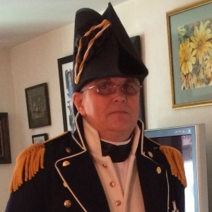 The Admiral - Historical Character / Impersonator in Baltimore, Maryland
