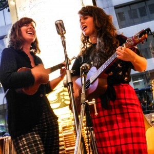 The Alegre Sisters - Acoustic Band / Cover Band in San Francisco, California