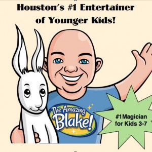 The Amazing Blake - Children's Party Magician in Houston, Texas