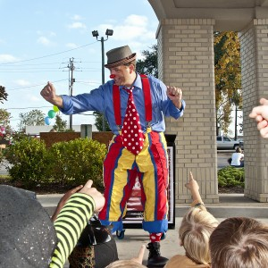 The Amazing Bozini - Children's Party Magician in Valdosta, Georgia