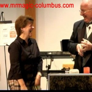 The Amazing Mr. Magic - Comedy Magician / Corporate Magician in Cincinnati, Ohio